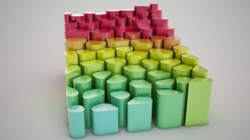 Voronoy gradient II