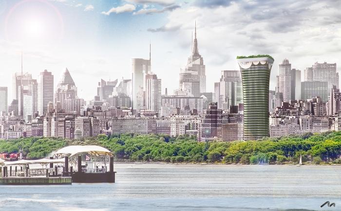 NY - Inserimento Hudson